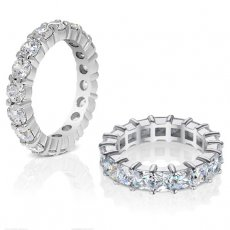Eternity Ring Set with Russian Brilliants®