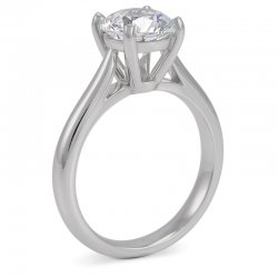 Perfect Love Solitaire Engagement Ring