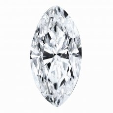 Marquise Pure Light Moissanite