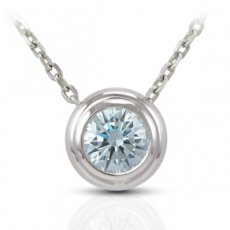 Classic Bezel Slide Pendant set with Russian Brilliants®