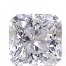 Princess - Cut Corner Russian Brilliants Loose Stone