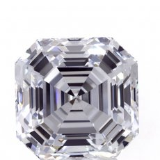Asscher - Russian Brilliants Loose Stone