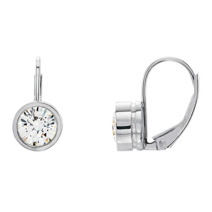 dp vehkbzthqys set stud amazon com gold white ttw diamond earrings round bezel