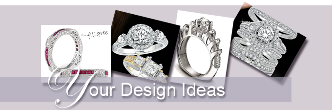 ... Photos - Step 5 Approve Cad Complete Ring Completed Custom Dream Rings