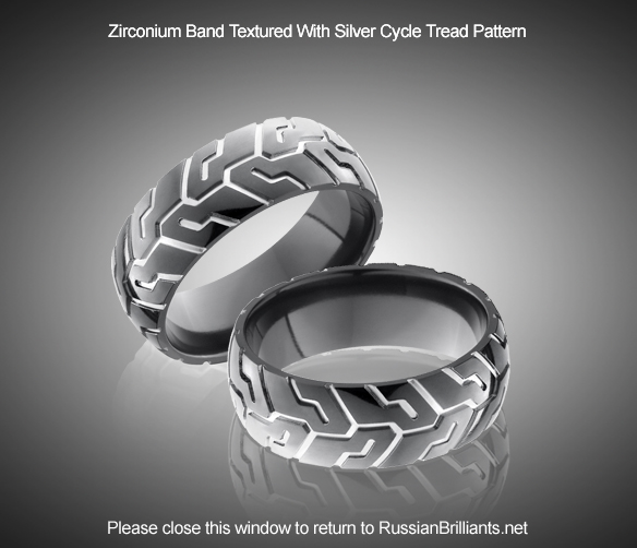 Mud Tire Wedding Ring Set Jewelry Ideas