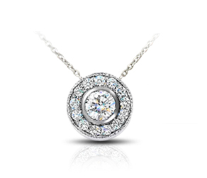 Gorgeous bezel set pendant accented with natural diamonds gorgeous gorgeous bezel set pendant accented with natural diamonds gorgeous bezel pendant 79500 russian brilliants aloadofball Choice Image